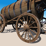 Water Wagon (for Vue)