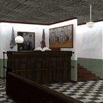 Police Station Interior (for Poser)
