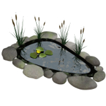 Click to see information about the 'Fish Pond (for Wavefront obj)'.