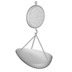 Hanging Scale (for Wavefront obj)
