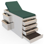 Click to see information about the 'Exam Table (for Wavefront OBJ)'.
