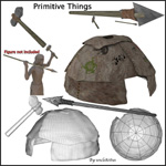 Primitive Things (for Wavefront obj)