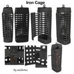 Click to see information about the 'Iron Cage (for Wavefront OBJ)'.