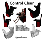 Control Chair (for Wavefront OBJ)