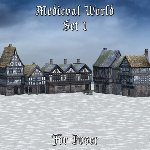 Click to see information about the 'Medieval World Set 1 (for Poser)'.
