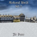 Click to see information about the 'Medieval World Set 2 (for Poser)'.