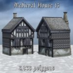Medieval World Set 3 (for Poser)