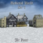 Click to see information about the 'Medieval World Set 3 (for Poser)'.