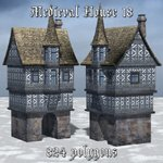 Medieval World Set 4 (for Poser)