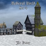 Click to see information about the 'Medieval World Set 4 (for Poser)'.