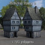 Medieval World Set 1 (for DAZ Studio)