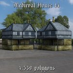 Medieval World Set 3 (for DAZ Studio)