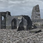 Click to see information about the 'Castle in Ruins (for Poser)'.