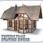 Click to see information about the 'Station House (for Poser)'.