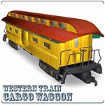 Cargo Wagon (for Poser)