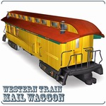 Click to see information about the 'Mail Wagon (for Poser)'.
