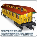 Passenger Wagon (for Poser)