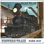 Click to see information about the 'Dark Train MATs (for Poser)'.