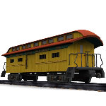 Cargo Wagon (for Vue)