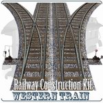 Railroad Construction Kit (for Poser)