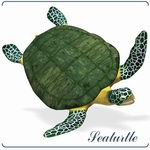 Click to see information about the 'Sea Turtle (for Poser)'.