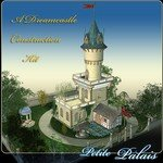 Click to see information about the 'Petite Palais (Castle Kit) (for Poser)'.