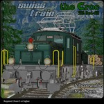 Click to see information about the 'Swiss Train- The Crocodile (for Poser)'.