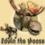 Edwin the Moose (for Poser)