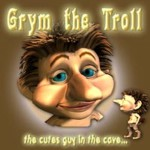 Grym the Troll (for Poser)