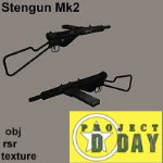 Click to download the 'Stengun (by Darkmagi)'